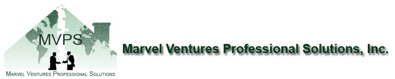 Marvel Ventures Professional Solutions